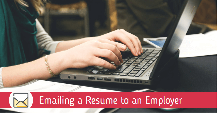 How To Email a Resume : Writing Tips, Sample