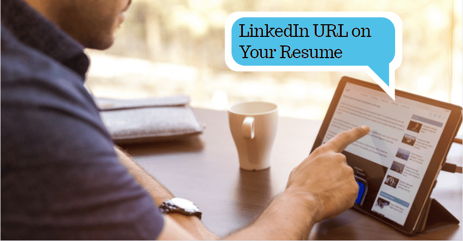 Should You Include a LinkedIn URL on Your Resume?