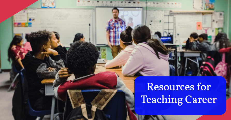 Teacher Career Resources