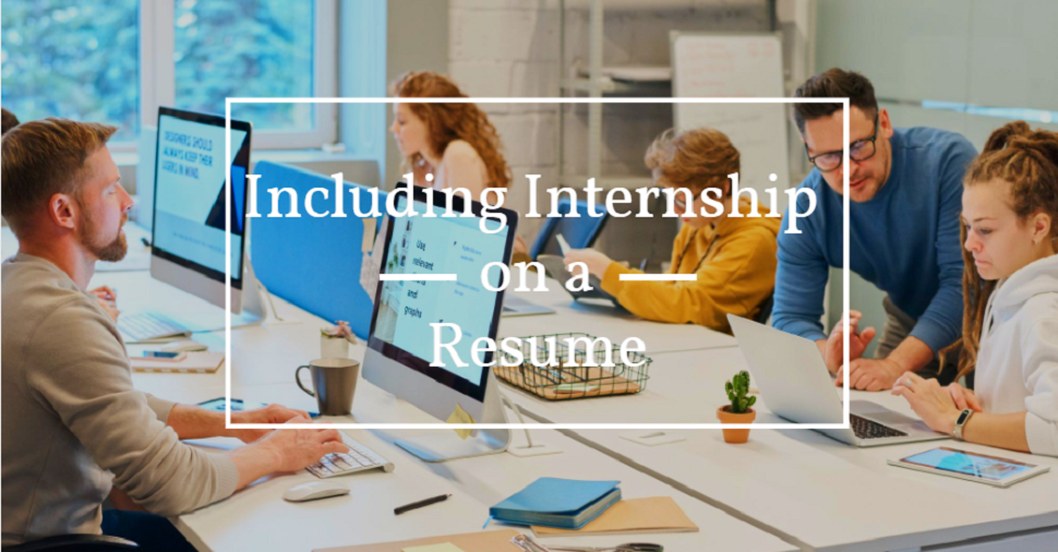 How to List Internship on Resume & Examples