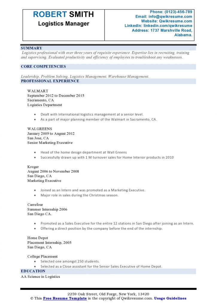 internship-on- resume-sample1