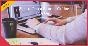 Best Sites to Post a Resume Online (USA)
